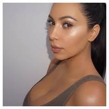 kim kardashian makeup natural