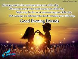 Beautiful Evening Quotes With Images Best of Good Evening Beautiful Quotes Hq Images New HD Quotes
