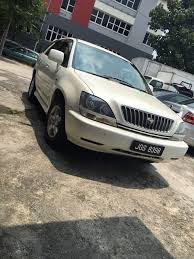 1999 Toyota Harrier Transmission Doesnt Engage Beyond Gear 3