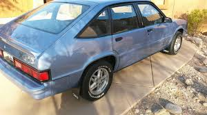 1984 Chevrolet Citation For Sale 77812 Mcg