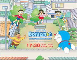 Phần 6 của bộ phim Doremon - Chú mèo máy đến từ tương lai sẽ tái ngộ khán  giả Việt Nam