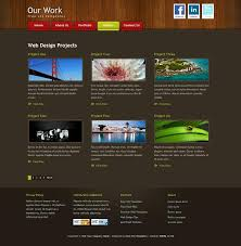 Portfolio Website Templates Classy Best Free Portfolio Website Templates Holdingfidens