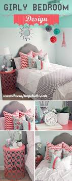 Bedroom Designs For Teenage Girl Amazing Teenage Girls' Bedroom Decor Should Be Different From A Little