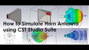 Microwave Horn Design How To Simulate Horn Antenna Using Cst Studio Suite