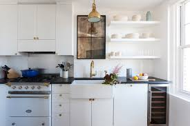 Kitchen Of The Week A Small Kitchen With Big Personality For - Kitchen designers nyc
