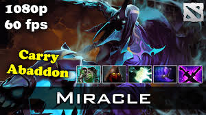 miracle carry abaddon ranked dota 2 youtube
