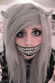 cheshire cat makeup for