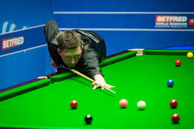 kyren wilson produced a blistering display to dispatch 2003 uk champion matthew stevens 10 3 in their first round match at the betfred world championship