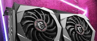 Обзор и тестирование <b>видеокарты MSI GeForce GTX</b> 1650 ...