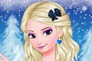 elsa s frozen makeup
