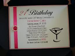 free 21st birthday invitation templates