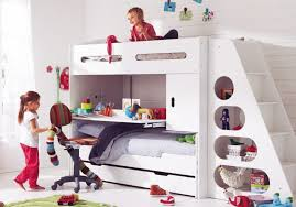 Kids Bunk Beds with Slide Ashley Furniture Kids Bunk Beds With