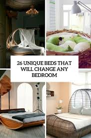 unique bed. Brilliant Bed 26 Unique Beds That Will Change Any Bedroom Cover On Unique Bed DigsDigs