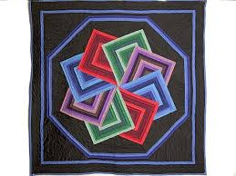star spin quilt pattern by oregon treasures | Quilt Pattern Design & ... Star Spin Quilt Pattern star spin quilt marvelous meticulously made amish  quilts from ... Adamdwight.com