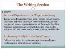 personal experience essays argumentative essay on homework personal experience essays