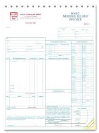 Hvac Invoice Templates Simple Job Invoice Template Templates Excel Free Work Order Superscripts