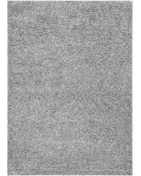 A Shag Hunter Green Area Rug Rectangle Silver 8u0027x10u0027