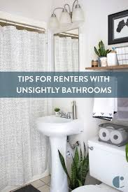 apartment bathrooms. Wonderful Apartment Apartment Bathroom Solutions From Ugly Shower Doors To Moldy Caulk Here  Are Our Tips Intended Bathrooms