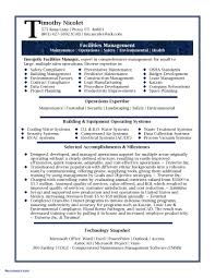 Managers Resume Sample New It Manager Resume Sample 19 Samples