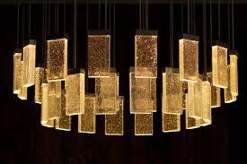 modern glass chandeliers in home decor ideas with modern glass chandeliers home decoration ideas