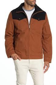 Vintage Pendleton Size Chart Pendleton Gallatin Canvas Zip Utility Jacket Nordstrom Rack
