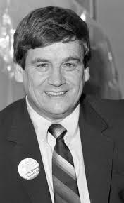 Michigan State Senator Jack Welborn, April 1982   Ann Arbor District Library