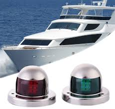 Boat Livewell Lights What Type Of Boat Requires Led Marine Navigation Lights