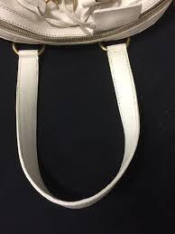 this is the revolutionary handbag edge filler and the handbag edge filler repair kit