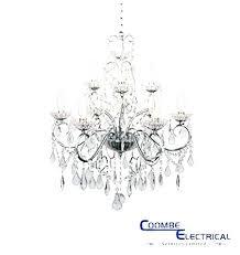 9 light chandelier vela 9 light chandelier for bathroom buckingham 9 light crystal chandelier
