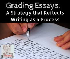 grading essays a strategy that reflects writing as a process  writing is a process it is recursive no piece of writing is ever final something can always be better i often feel this way whenever i back over
