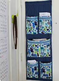 amazing wall pocket organizer