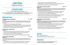 Best Resume Templates Gorgeous The Best Resume Template Based On My 40 Years Experience Sharing