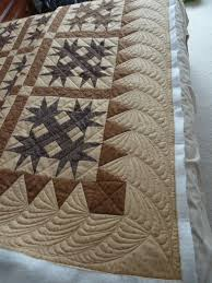 Love the quilted border it is very nice and goes with this ... & Love the quilted border it is very nice and goes with this beautiful quilt  wonderfully Adamdwight.com