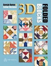 3D Folded Blocks: Baron, Vermeer: 9781574326642: Amazon.com: Books &  Adamdwight.com