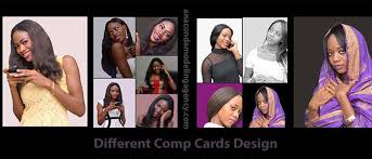 what is a comp card why every model and actor needs a comp card