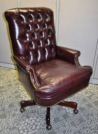 tufted leather executive office chair. Trinity Furniture Tufted Highback, Hickory Chair Executive Tufted, Swinton Light Brown Leather Office V