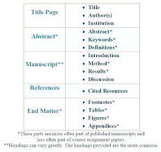 Table Of Contents Apa Table Of Contents Apa Word Template Jasonwang Co