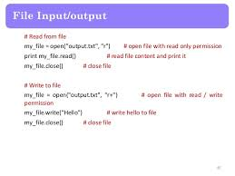 Writing a Text Based Adventure Game in Python   YouTube in addition Introduction to Python IDLE likewise Python for beginners   Reading and Writing Text Files   YouTube together with Python File Handling  Create  Open  Append  Read  Write also Python for katana further File and string handling in Python besides Raspberry Pi   Lecture 5 Python for Raspberry Pi also Solved  Need Question 4 Answered WRITE SHORT PYTHON SCRIPT furthermore Python   File operations   Data parsing as well Reading and Writing to Files in Python   Python Central additionally Best Python Books In 2017 – Level Up  – Medium. on latest python file write
