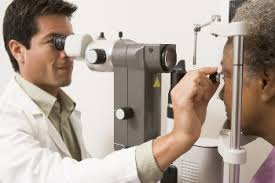 Image result for diabetes eye exam