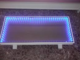 Instructables Coffee Table Infinity Mirror Coffee Table 5 Steps With Pictures