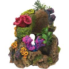 Cool Aquariums For Sale Aquarium Ornaments Cool Fish Tank Ornaments Decorations Petco