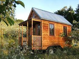 it cost to build or a tiny house