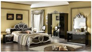 black and silver bedroom furniture. Italian Bedroom Furniture Black Silver Camelgroup Italy Classic Bedrooms And