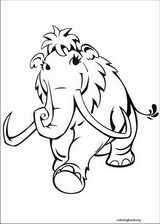 Small Picture Ice Age coloring pages ColoringBookorg