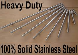 Kitchen Cabinet Handles Luxury Stainless Steel Kitchen Cabinet T Bar Pull Handle Knobs