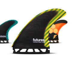 Futures Fins Surf Fin Ride Number