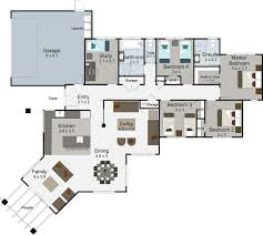 Modern 4 Bedroom House Plans 4 Bedroom House Plans Nz Duet Landmark Homes Landmark Homes