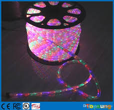 Color Changing Rope Lights Simple 322m Spool Chasing Led Rope Light 322v 322v 32 Wire Round Rgby