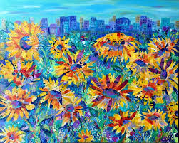 Big, Bold, Beautiful Blossoms....and Beyond! with Melanie Z Stanley —  ArtSpace Herndon