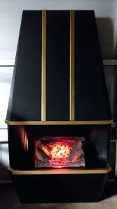 mid century electric fireplace vintage mid century sears by mid century electric fireplace heater